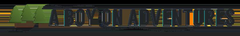 A Boy On Adventures Logo