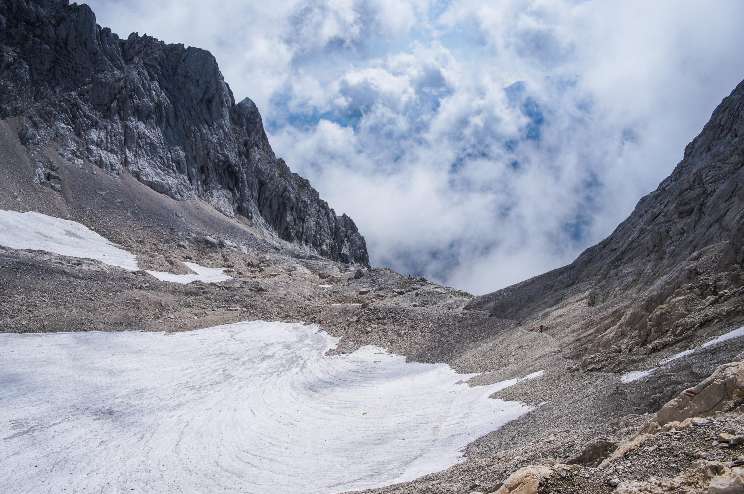 Klettersteig Priel : Von hinterstoder auf den großen priel