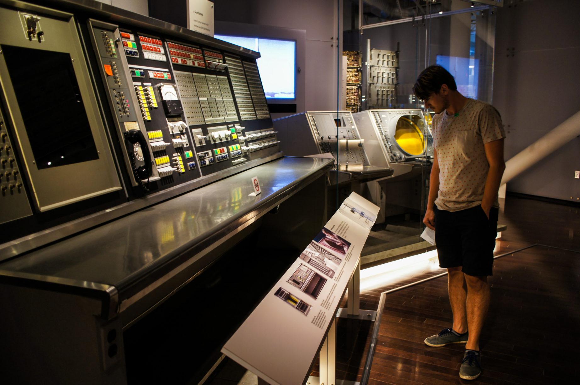 Im Computer History Museum